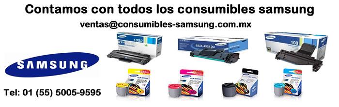 CONSUMIBLES-SAMSUG-MEXICO