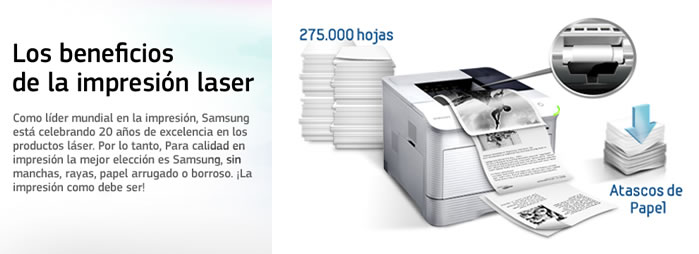 impresoras-samsung-monocromaticas