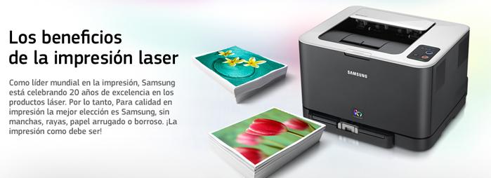 impresoras samsung color